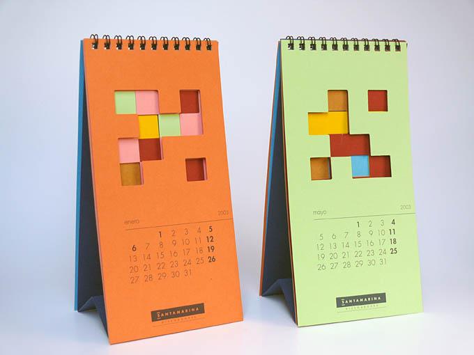 Santamarina Dise 241 Adores Calendarios